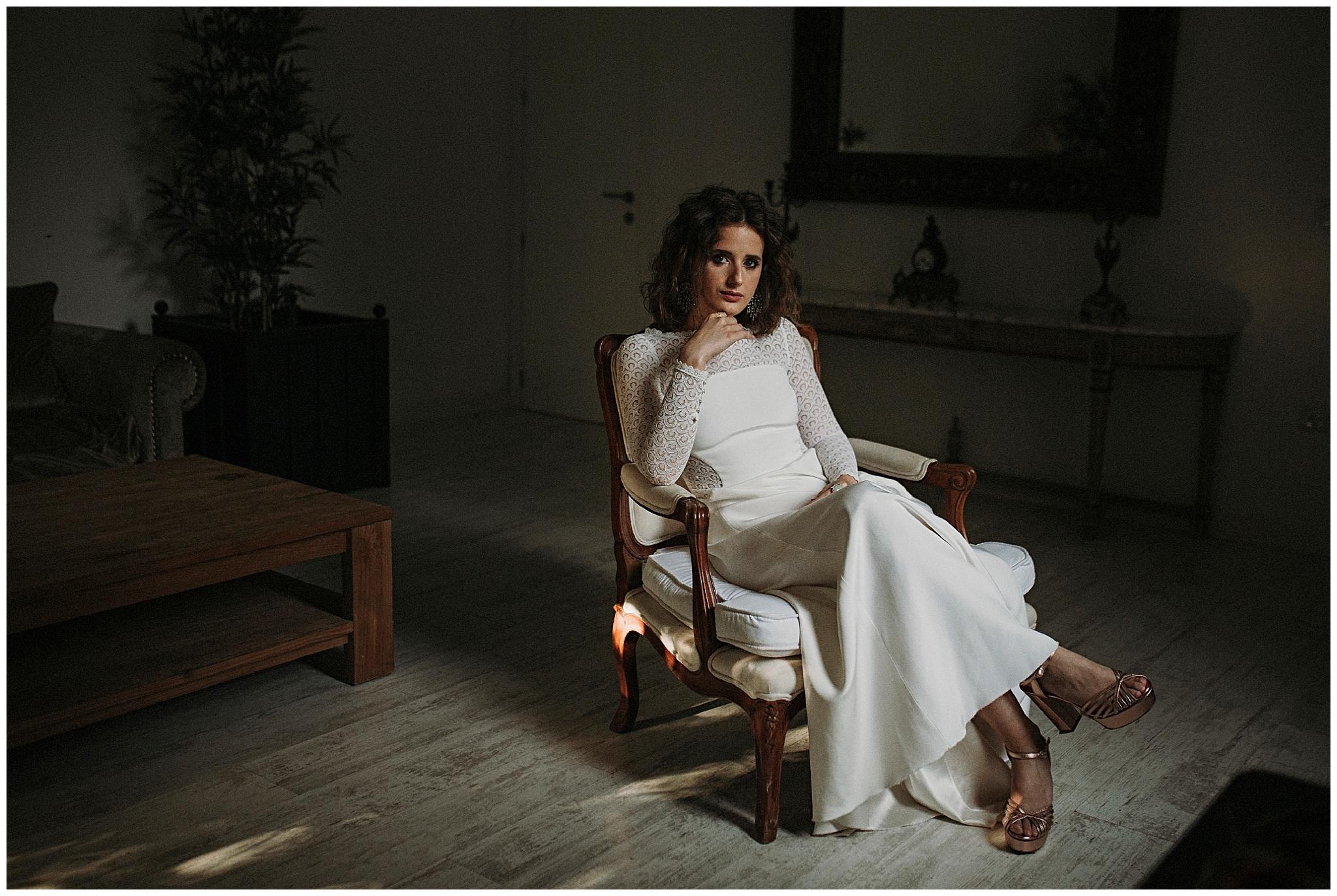Editorial Otaduy. Casa Santonja. Inspiración novias boho chic. Fotografía bodas Valencia y Alicante.